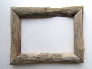 How to Make Driftwood Photo Frames