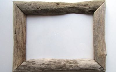 How To Make Your Own Driftwood Photo Frames