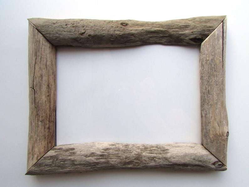 Make Your Own Driftwood Photo Frames Dan The Gardener Friends