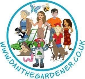 Dan the Gardener & Friends - Kids Gardening & Eco Facts