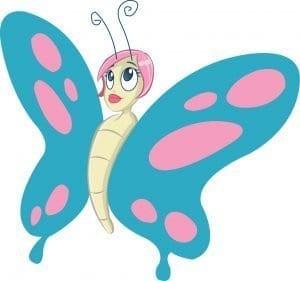 gigi the butterfly