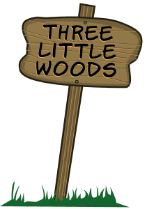 Three Little Woods