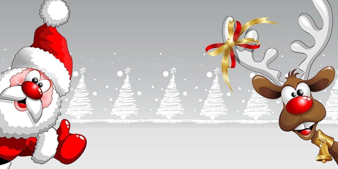 Santa Claus around the World