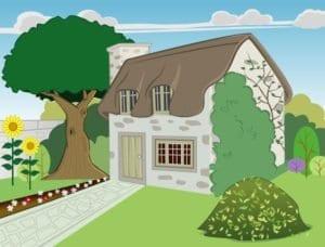 Nan Fran's cottage