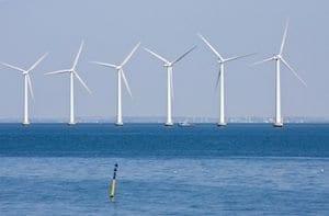 Tidal wind energy