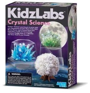 4M Kidz Labs Crystal Science Style