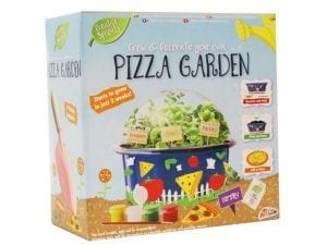 Grow & Decorate Your Own Pizza