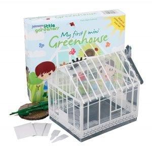 Mr Fothergills 21801 Little Gardeners My First Mini Greenhouse