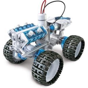 Salt Water Engine Car Kit Educational Toy