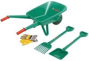 Theo Klein 2752 Bosch Set with Gardener Cart
