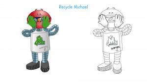 Recycle Michael