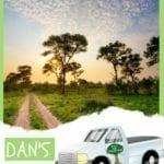Dan The Gardeners Eco Van