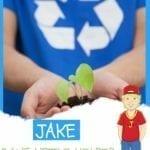 Jake Dan the Gardeners Friend