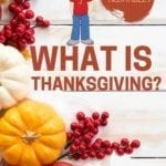What is Thanksgiving