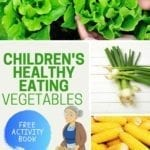 Children's Healthy Eating – Vegetables