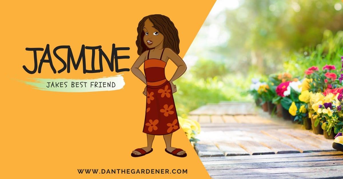 Jasmine – Jakes Best Friend