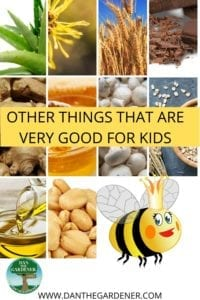 other things that are good for kids