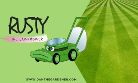 Rusty The Lawnmower